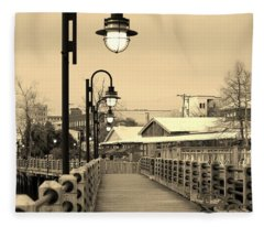 Riverfront Fleece Blanket