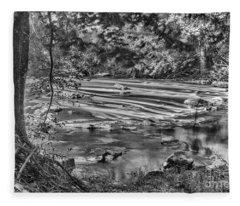 River's Edge Fleece Blanket