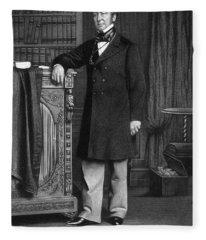 Roderick Murchison (1792-1871) Fleece Blanket