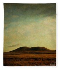 Rolling Hills Fleece Blanket