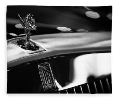 Rolls Royce Fleece Blanket