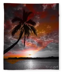 Romance II Fleece Blanket