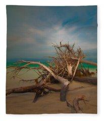 Roots 4 Fleece Blanket