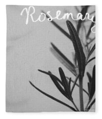 Rosemary Fleece Blanket