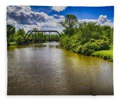 Royal River Fleece Blanket