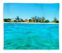 Rum Point Swim Fleece Blanket