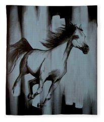 Running Wild Fleece Blanket