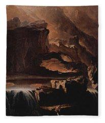 Sadak And The Waters Of Oblivion  Fleece Blanket