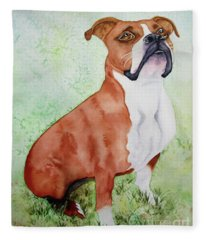 Sadie Fleece Blanket