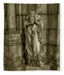 Saint Denis Fleece Blanket