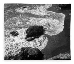Sea Lion Cove Fleece Blanket