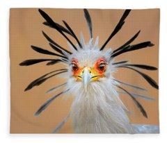 Beak Fleece Blankets