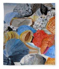 Shellers Delight Fleece Blanket