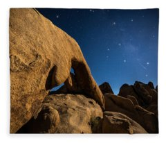 Shooting Star Fleece Blanket