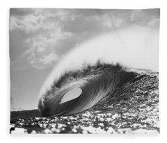 Silver Peak Fleece Blanket