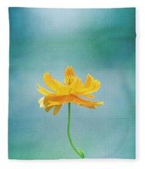 Simplicity Fleece Blanket