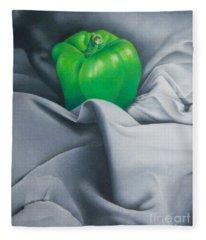 Simply Green Fleece Blanket
