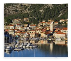 Skradin Fleece Blanket