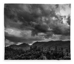 Big Sky Shasta County Fleece Blanket