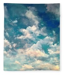 Sky Moods - Refreshing Fleece Blanket