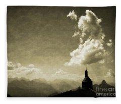 Skyfall Fleece Blanket