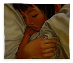 Sleep Fleece Blanket