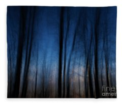 Sleepwalking... Fleece Blanket