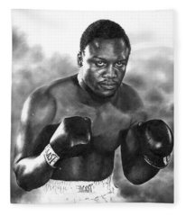 Smokin' Joe Fleece Blanket