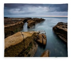 Smooth Seas Fleece Blanket