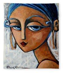 Sofia Fleece Blanket
