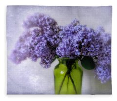 Soft Spoken Fleece Blanket