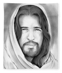 Son Of Man Fleece Blanket