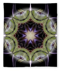 Soul Star Immortal Treasures Fleece Blanket