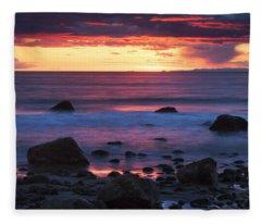 Sound Colors Fleece Blanket
