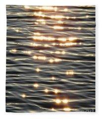 Sparkles Of Hope Fleece Blanket