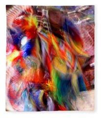 Spirits 3 Fleece Blanket