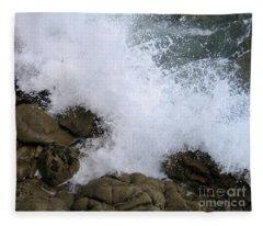 Splash Fleece Blanket