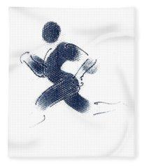Sport A 1 Fleece Blanket