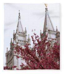 Temple Fleece Blankets