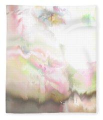 Spring IIi Fleece Blanket