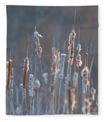 Spring Whisper... Fleece Blanket