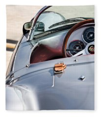 Spyder Cockpit Fleece Blanket