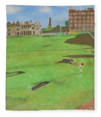St. Andrews Fleece Blanket