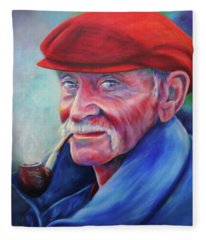 St. Francis Fleece Blanket