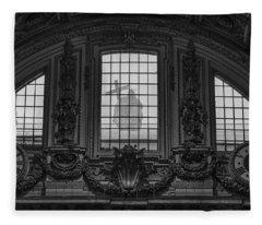 St Peter's Basilica In Vatican Fleece Blanket
