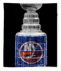 Stanley Cup 10 Fleece Blanket