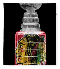 Stanley Cup 6 Fleece Blanket