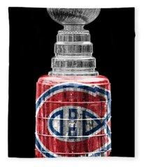 Stanley Cup 7 Fleece Blanket