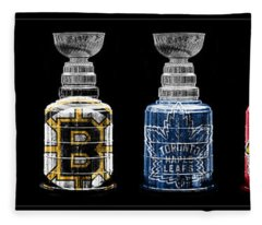 Stanley Cup Original Six Fleece Blanket