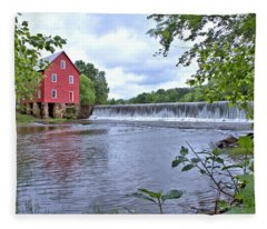 Starrs Mill Fleece Blanket